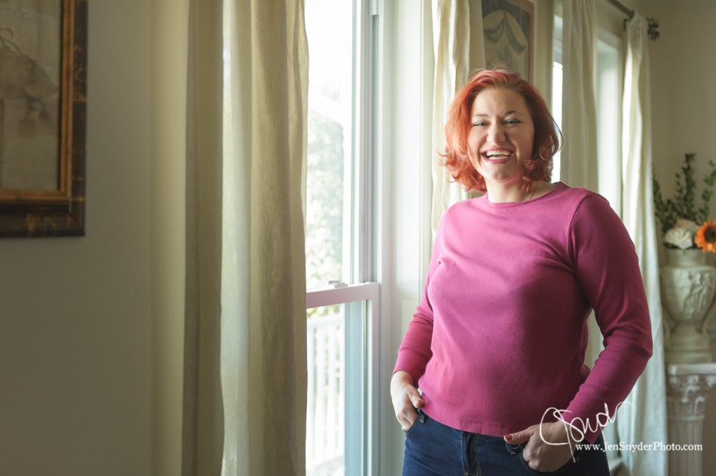 a portrait of bel air's angela rose by maryland professional photographer jen snyder