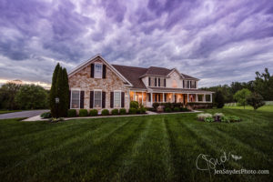 maryland professional real estate photography by Jen Snyder in Harford County https://jensnyderphoto.com