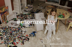 #momreality is about rejecting the fake perfection in social media and celebrating your messy and beautiful REAL life. https://jensnyderphoto.com