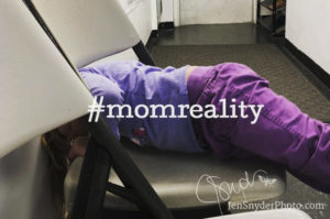 reject fake perfection in social media with #momreality