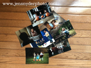 a plea to print your photos and not leave them all trapped on your hard drive, by Jen snyder https://jensnyderphoto.com